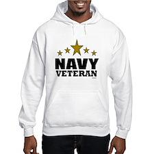 Navy Veteran Hoodie