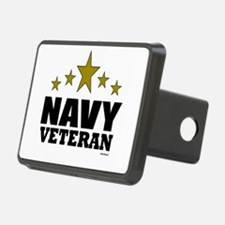 Navy Veteran Hitch Cover