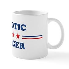 Teenager: Patriotic Mug