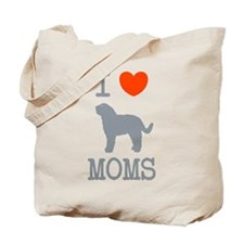 Barbet (French Water Dog) Tote Bag