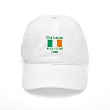 Give Ireland Back Baseball Cap