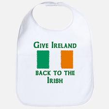 Give Ireland Back Bib