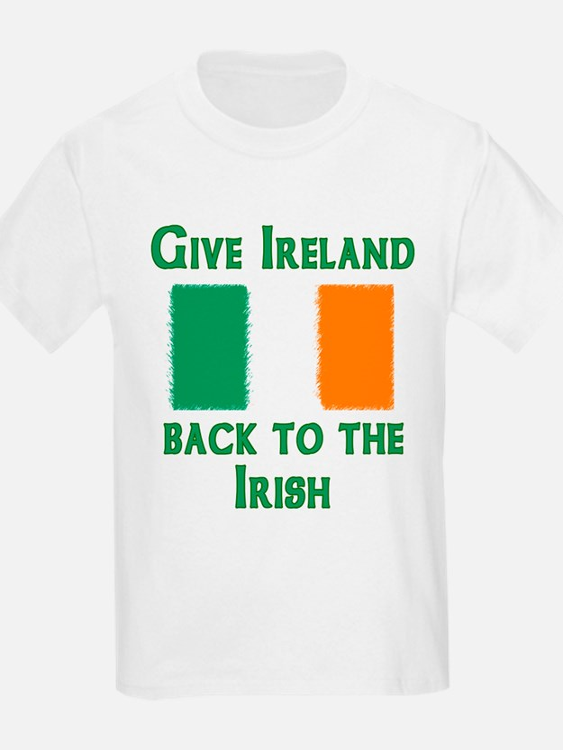 Give Ireland Back Kids T-Shirt
