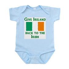 Give Ireland Back Onesie