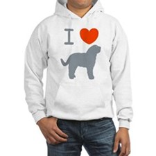 Barbet (French Water Dog) Hoodie