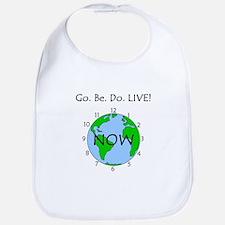 Go. Be. Do. LIVE! Bib