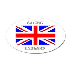 Ealing England Wall Decal