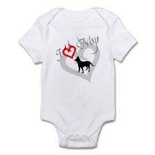 Beauceron Infant Bodysuit