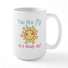 Sunshine on a Cloudy Day Mug