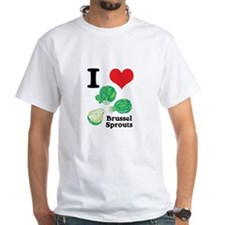 I Heart (Love) Brussel Sprouts Shirt