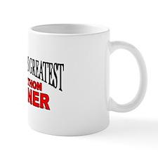 """The World's Greatest Marathon Runner"" Coffee Mug"