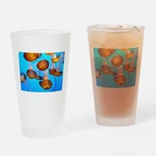 Jellyfish marmalade Drinking Glass