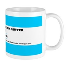 The Adventures of Tom Sawyer Mug