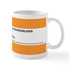 Alice's Adventures in Wonderland Mug