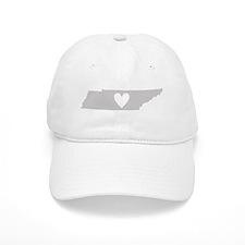 Heart Tennessee Baseball Cap