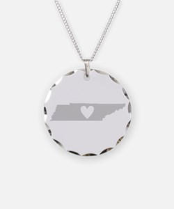 Heart Tennessee Necklace