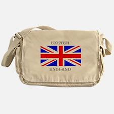 Exeter England Messenger Bag