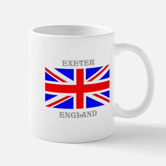 Exeter England Mug