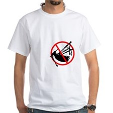 Bagpipe Hater T-Shirt