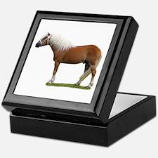 """""""Haflinger 1"""" Keepsake Box"""