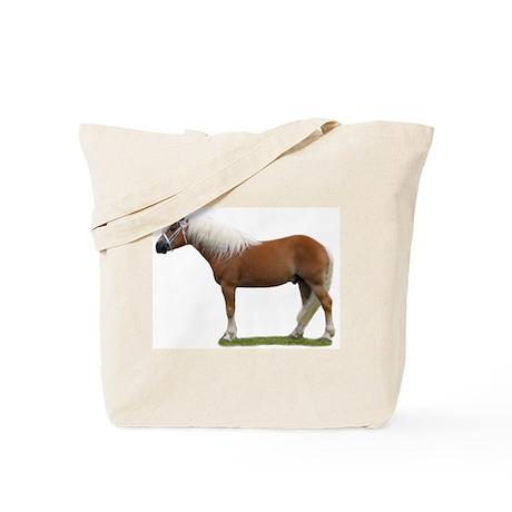 """""""Haflinger 1"""" Tote Bag"""