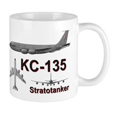 KC-135R I Love The Smell Of Jet Fuel Mug