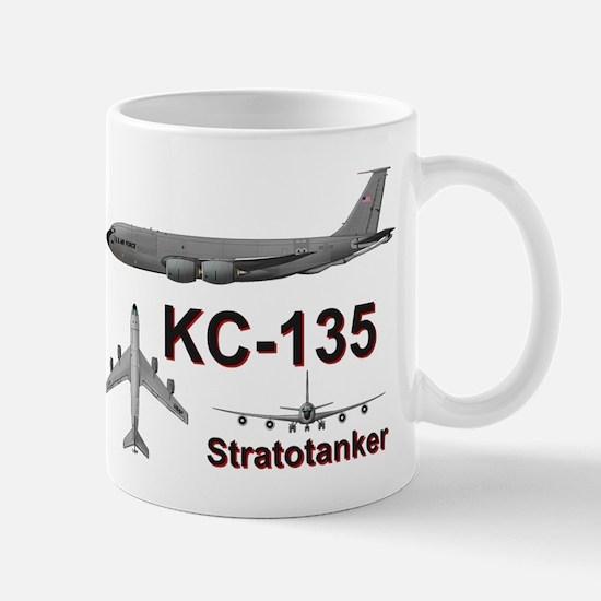 Kc-135r I Love The Smell Of Jet Fuel Mug Mugs