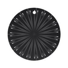 Fractal 4 Ornament (Round)