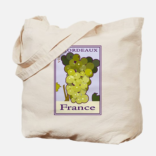 Wines of Bordeaux, France Tote Bag