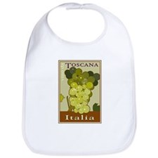 Wines of Tuscany, Italy Bib