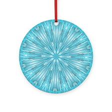 Fractal 1 Ornament (Round)