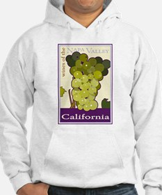 Wines of the Napa Valley, Cal Hoodie