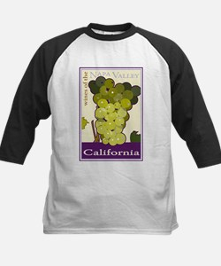 Wines of the Napa Valley, Cal Tee