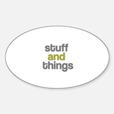 Stuff Thangs Decal