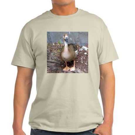 swan goose Ash Grey T-Shirt
