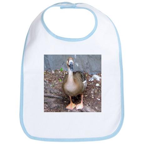 swan goose Bib
