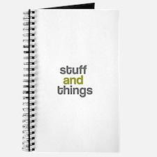 Stuff Thangs Journal