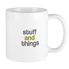 Stuff Thangs Small Mugs