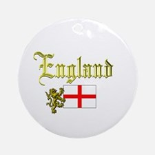 English Ornament (Round)