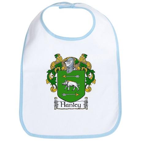 Hanley Coat of Arms Bib