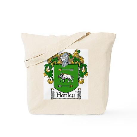 Hanley Coat of Arms Tote Bag