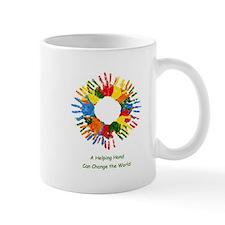 Helping Hands Mug