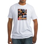 Team Lazzari Fitted T-Shirt