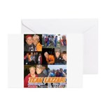 Team Lazzari Greeting Cards (Pk of 10)