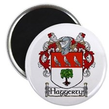 """Haggerty Coat of Arms 2.25"""" Magnet (10 pack)"""