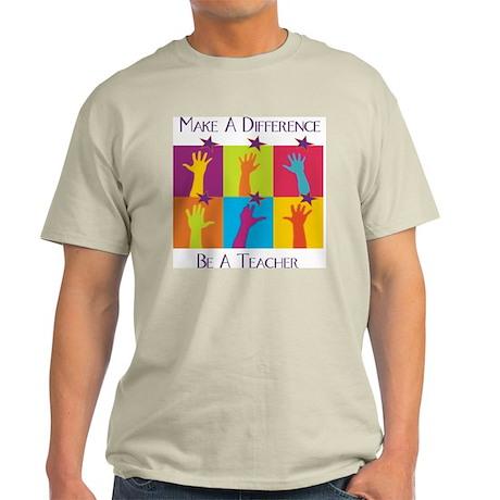 Difference Teacher T-Shirt