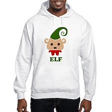 Happy Elf Jumper Hoodie