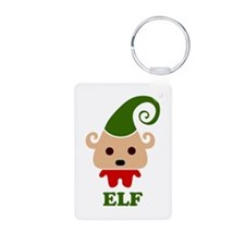 Happy Elf Keychains
