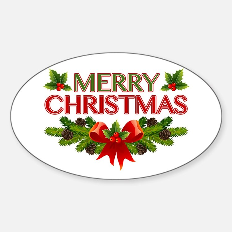 Merry Christmas Bumper Stickers Car Stickers Decals More