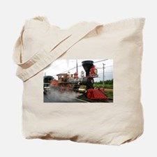 Leviathon steam engine Tote Bag
